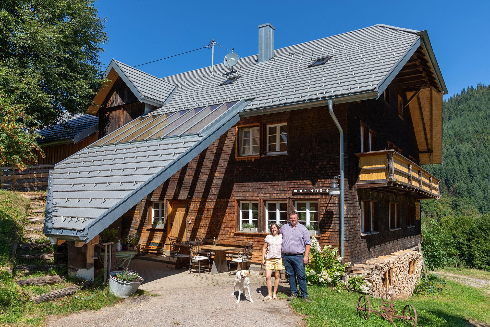 Bruno Kaiser - Sanierung Holzbauweise