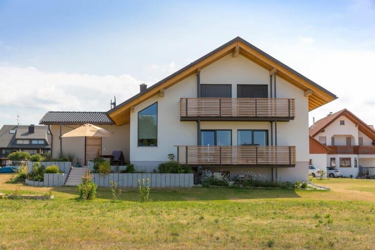 Holzbau Bruno Kaiser - Holzhaus bauen