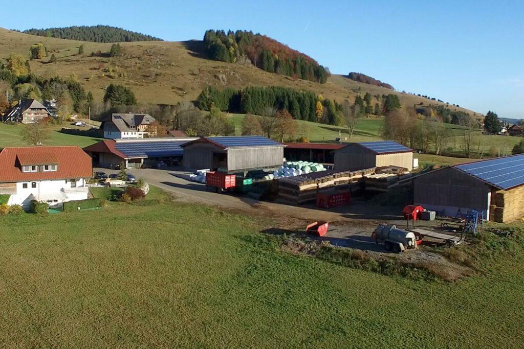 Landwirtschaft Holzbau