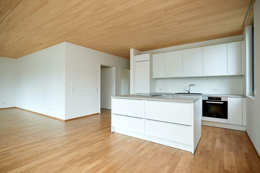 Mehrfamilienhaus Holzbauweise