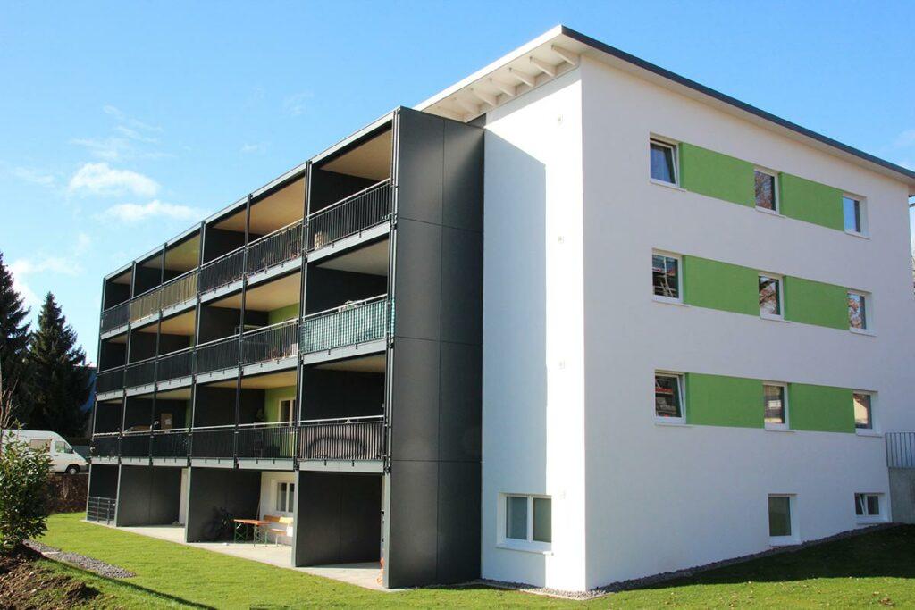 Rockpanel Fassadenplatten