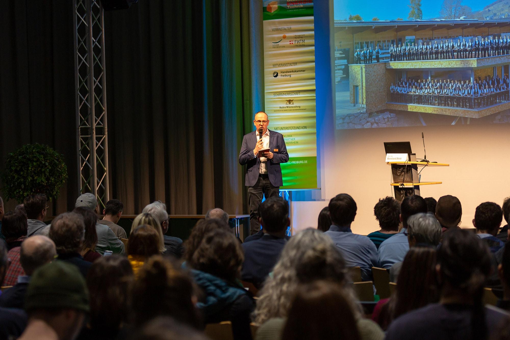 Holzbau Bruno Kaiser - Messe & Events