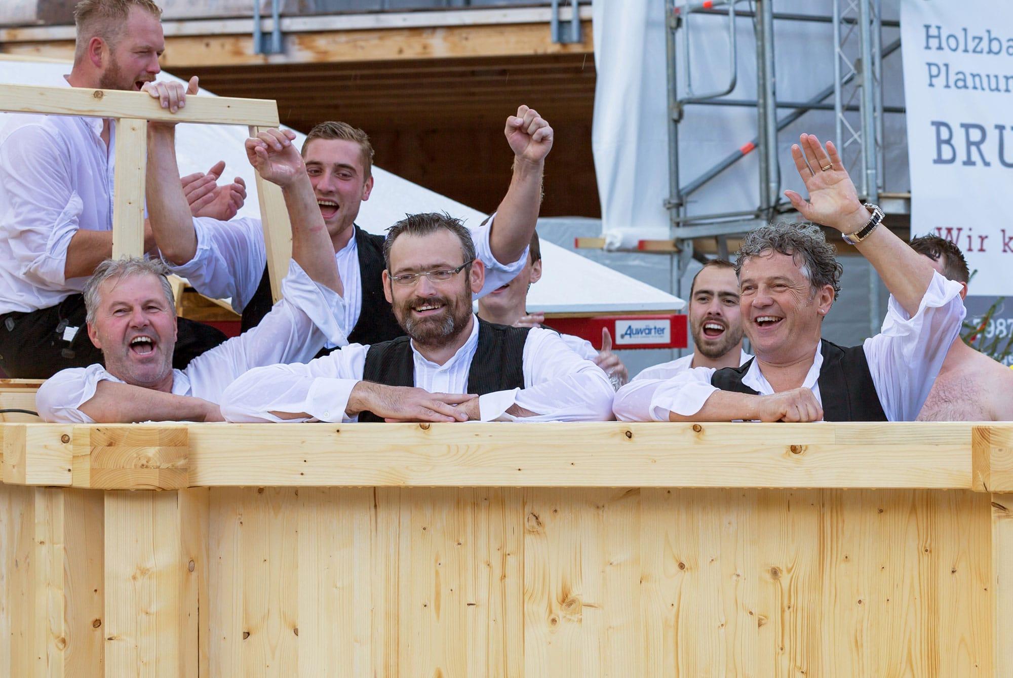 Holzbau Bruno Kaiser - wir bieten