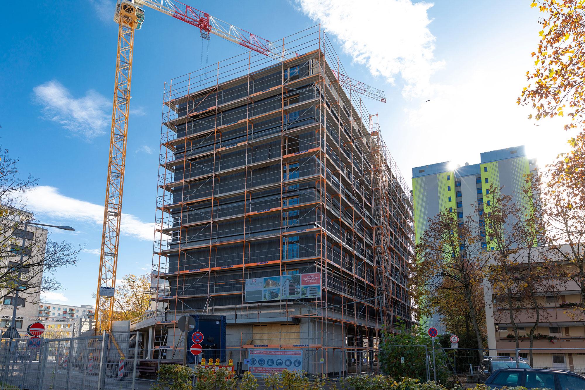 Buggi 52 Freiburg Baustellentag