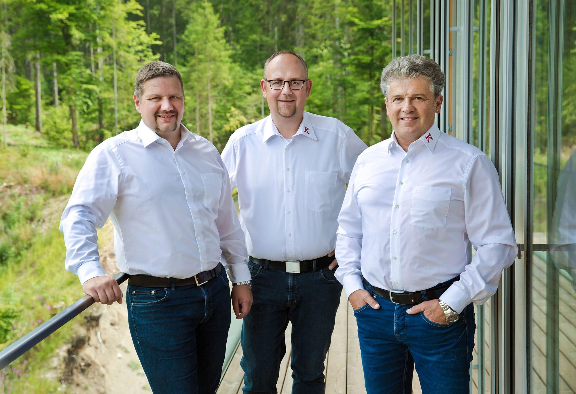 Holzbau Bruno Kaiser - Chefs