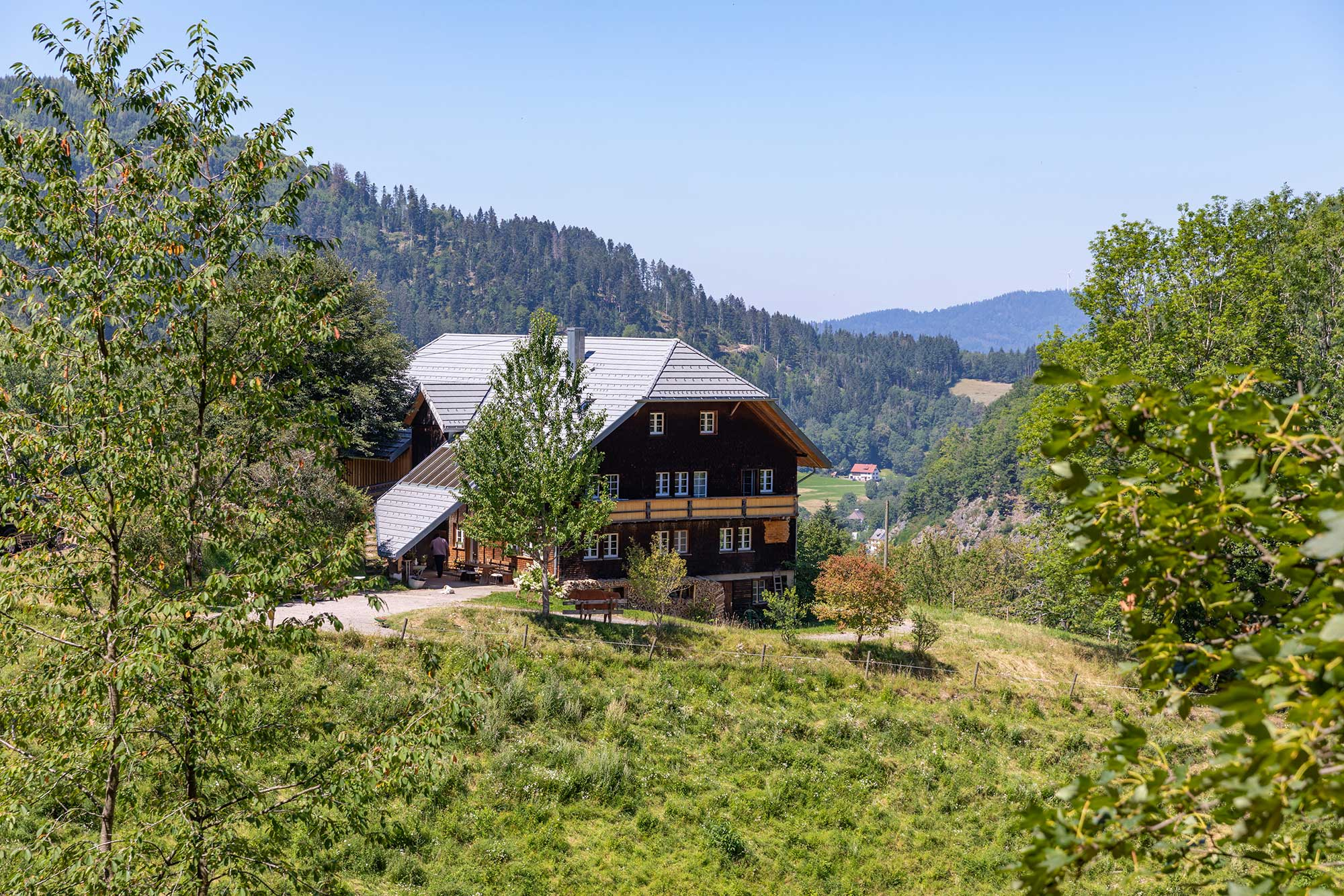 Sanierung Schwarzwaldhof