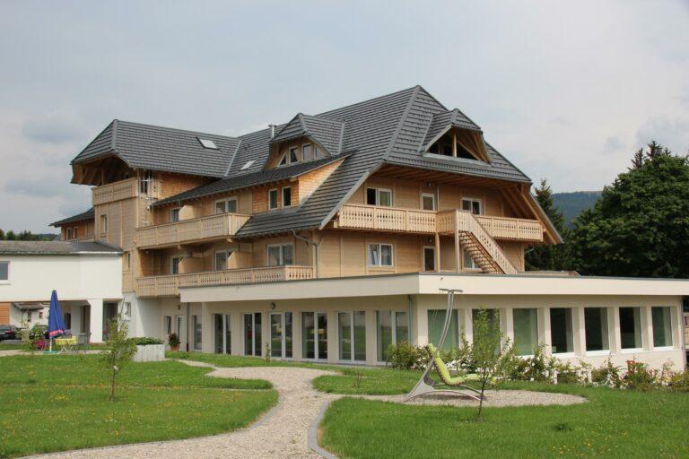 Ständer-Block-Fassade