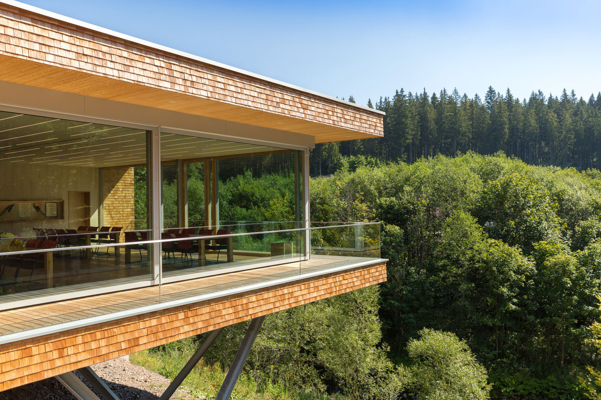 Referenzen Wohnbau Gewerbebau - Holzbau Bruno Kaiser